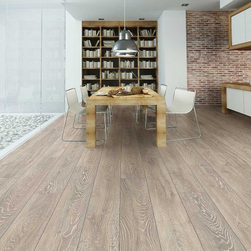 Boulder oak laminate flooring