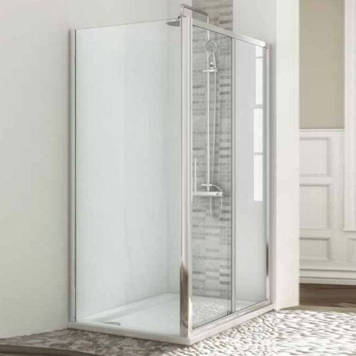 1100mm Sliding Door