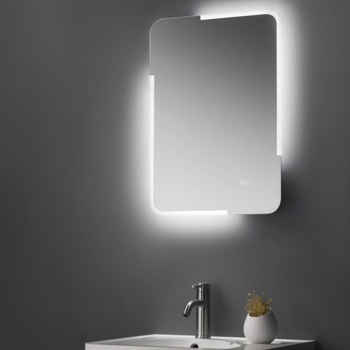 SN-04 Bluetooth LED Mirror