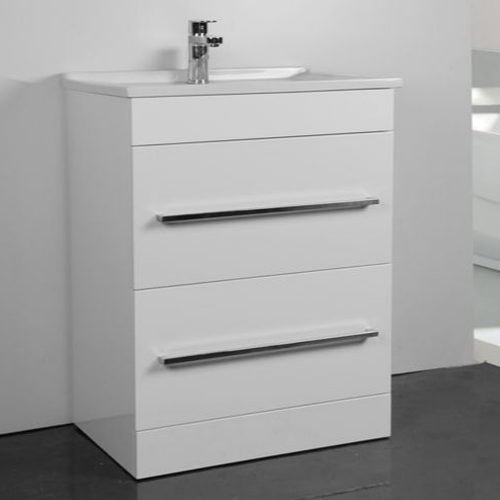 MT IKON 600MM WALL UNIT & BASIN