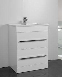 IKON 600MM FLOOR UNIT & BASIN