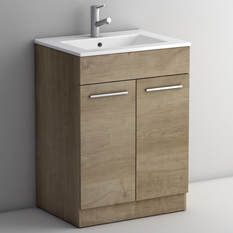 LIMA OAK 600 FLOOR UNIT/BASIN