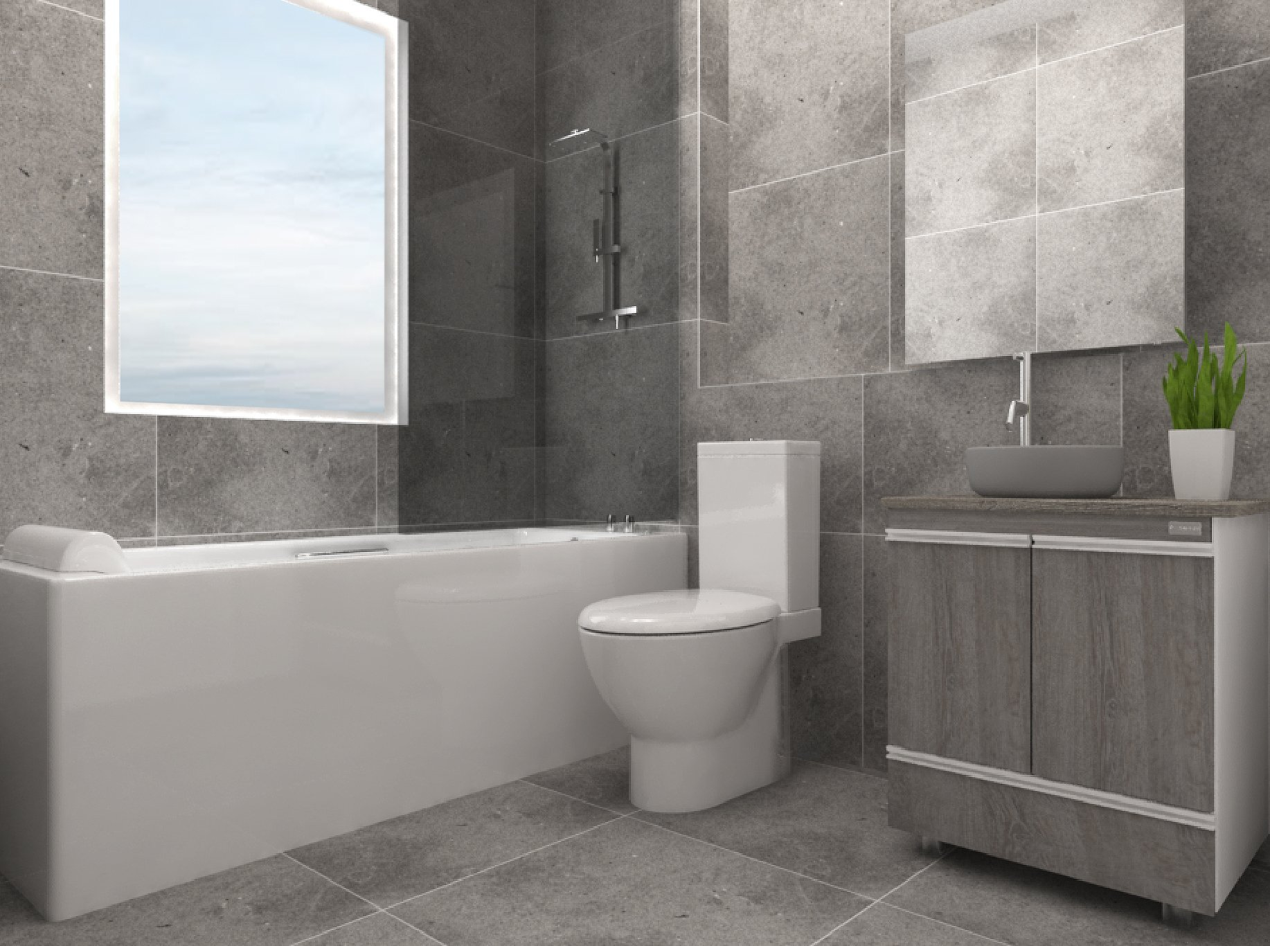 3d design service see your future bathroom before you buy for 3d bathroom design