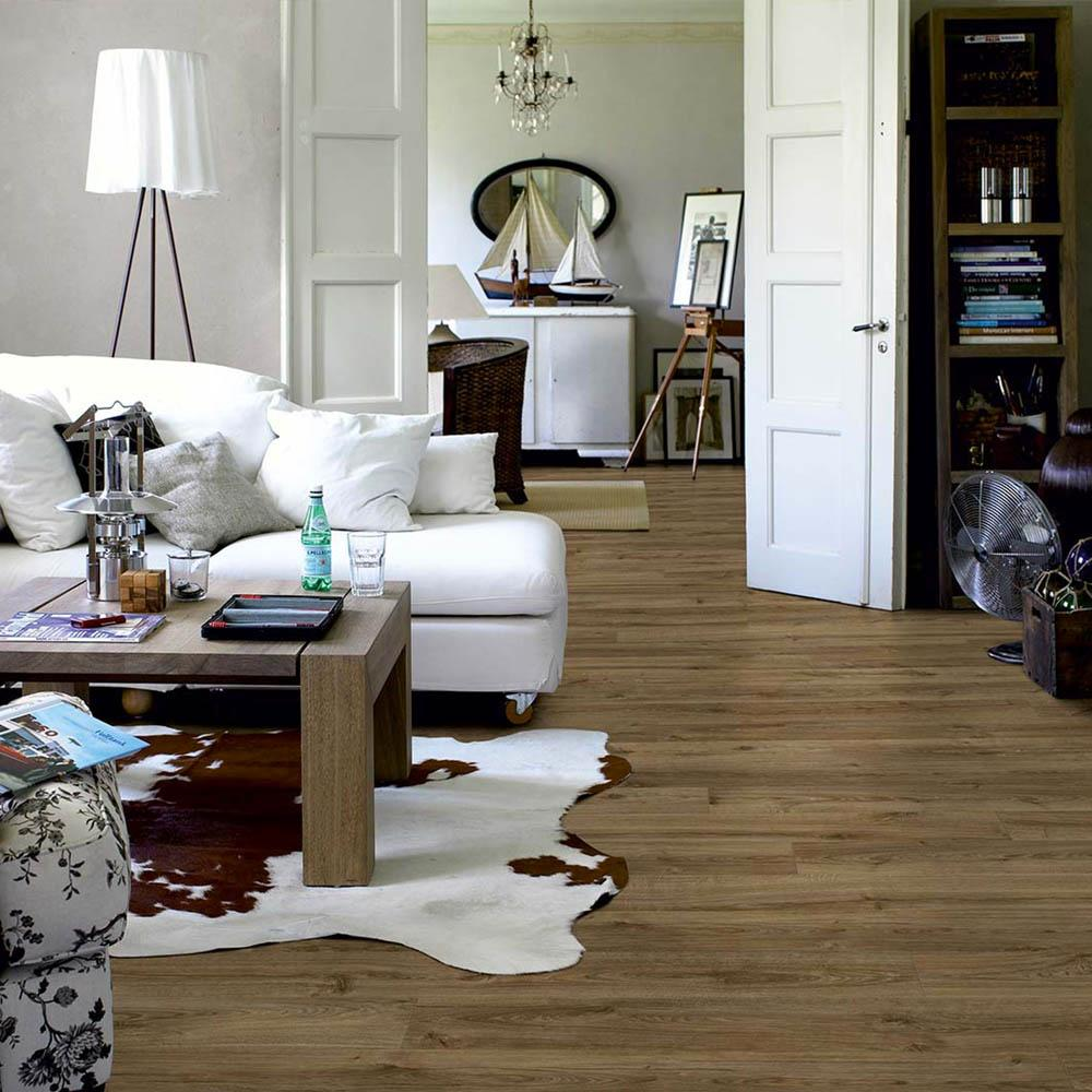 Pergo Farmhouse Oak Laminate Flooring