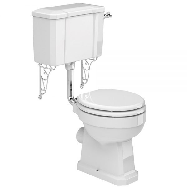 Adare Low Level Pan Toilet