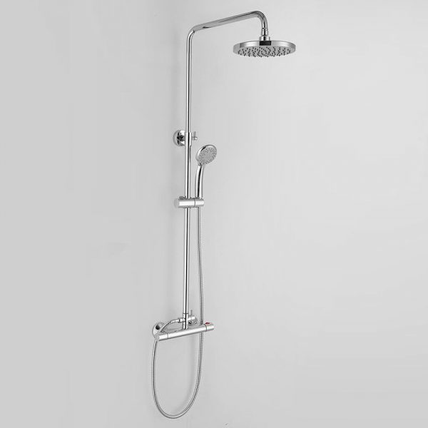 Series A Dual Outlet Rain Shower