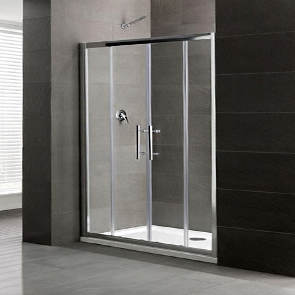 Volente 1700 Double Sliding Door Tilehaven