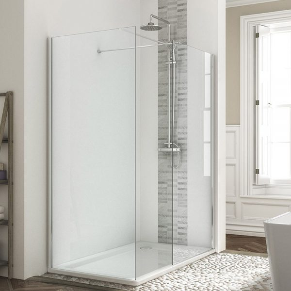 700 & 900 Wetroom Front & Side Panel